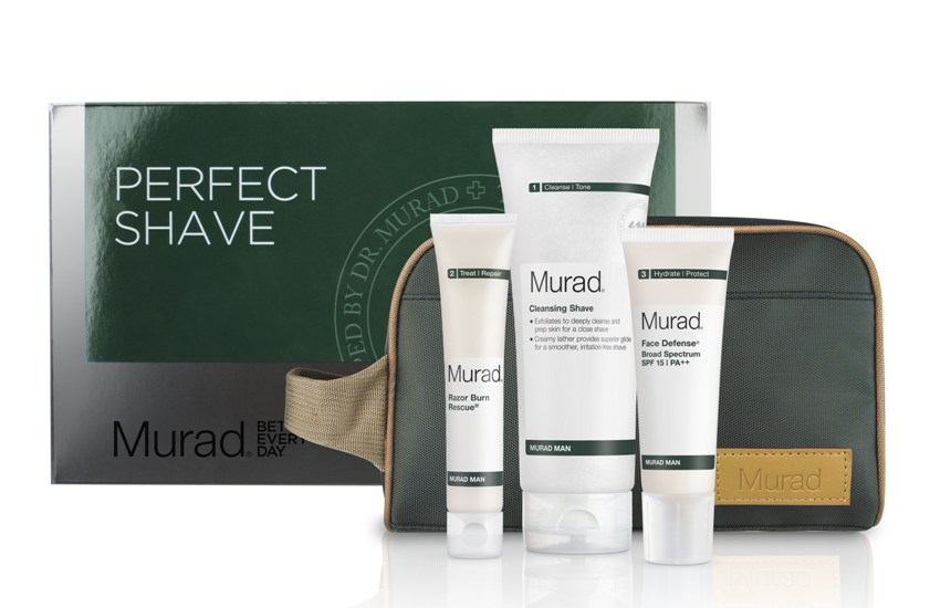 Perfect Shave Holiday Kit (59 euro)