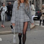 Celebrity Sightings - Milan Fashion Week Menswear Autumn/Winter 2014