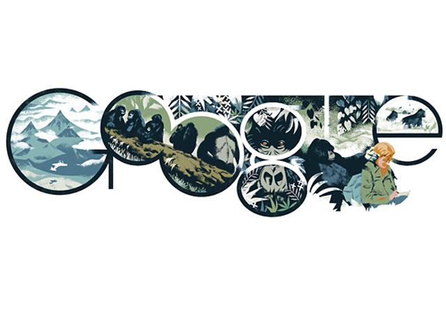 Dian_Fossey-doodle