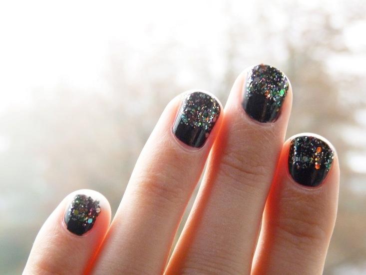Ombre-glitter-nails