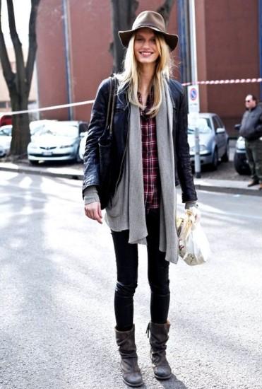 layering-leather-jacket