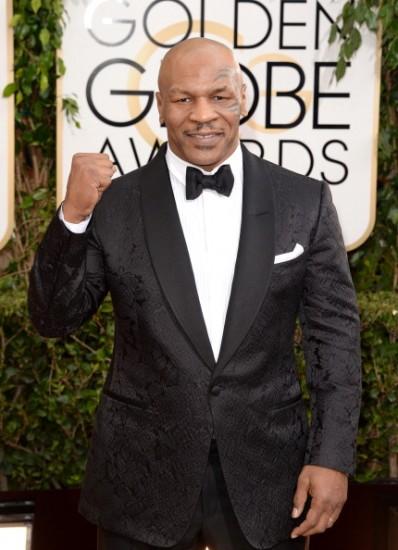 Ο Mike Tyson
