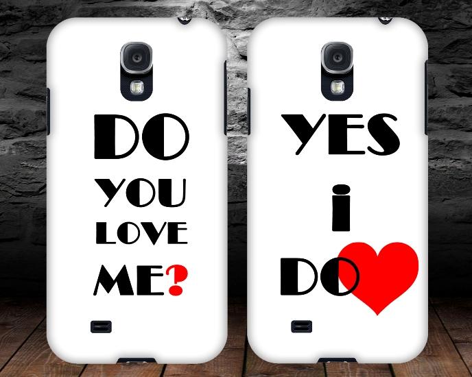 Do You Love Me - Yes I Do