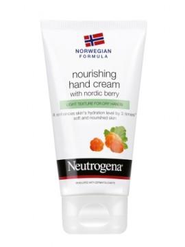 NEUTROGENA® Norwegian Formula®,   Κρέμα Χεριών Θρέψης με Nordic Berry