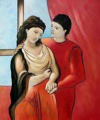 Pablo Picasso_thelovers_pinakeszwgrafikis