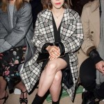 Carven : Front Row  - Paris Fashion Week Womenswear Fall/Winter 2014-2015