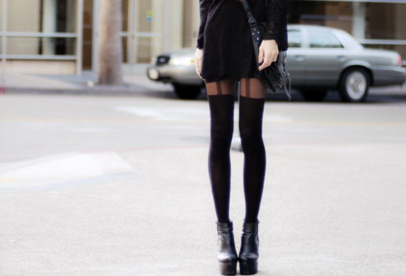 garter-tights