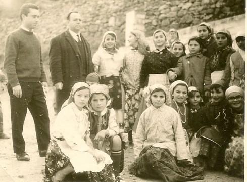 Φωτογραφικό ντοκουμέντο από εορτασμό της Τσικνοπέμπτης