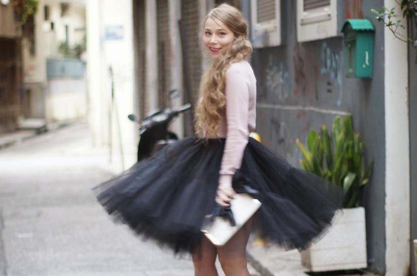 cedcf58355d2 Πώς να φορέσεις την τούλινη φούστα | Thats Life. Life as it is!