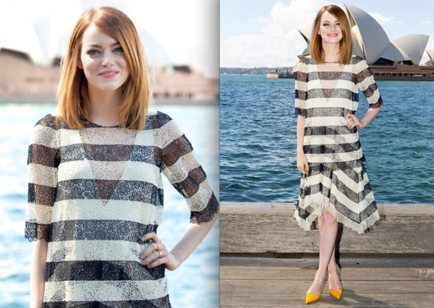 Emma-Stone-Chloe-stripe-look