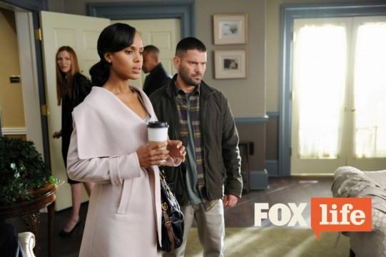 Η Kerry Washington ως Olivia Pope στη must-see σειρά Scandal