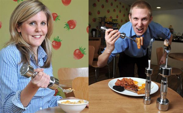 dumb-bell-cutlery
