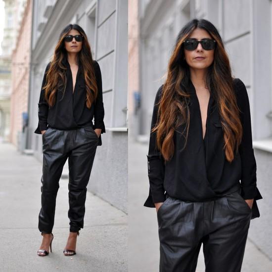 leather-pants-black-shirt