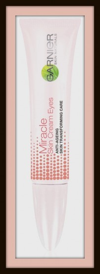 Miracle Skin Cream Eyes by Garnier