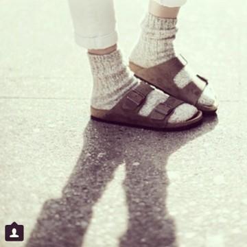 Μπορείς να τα φορέσεις με κάλτσες!