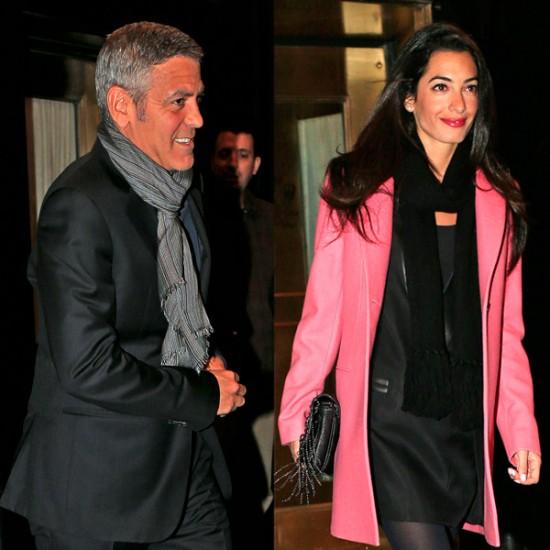 George Clooney-Amal Alamuddin