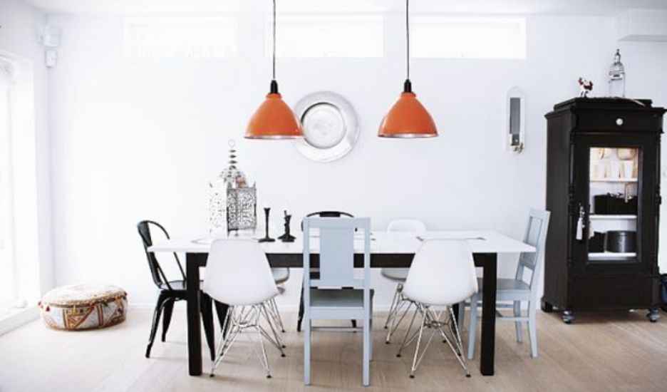 Different-Chairs-Around-Dining-Table