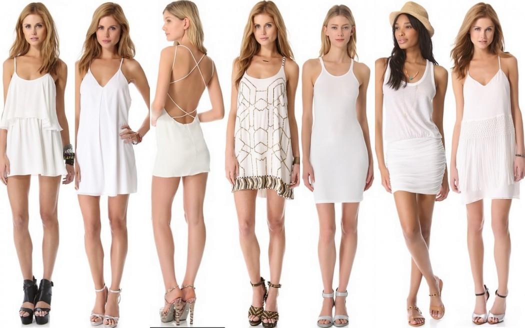 362260c45afe Συμβουλές για να επιλέξεις και να φορέσεις σωστά το λευκό σου φόρεμα ...