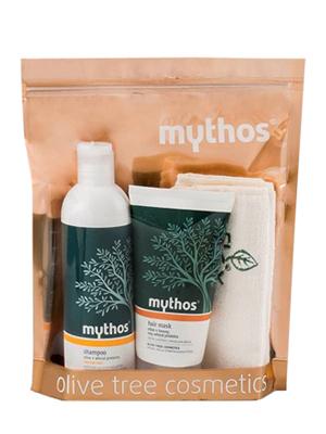Σαμπουάν ελιάς για κανονικά μαλλιά 300ml. Μάσκα μαλλιών ελιάς 150ml. Πετσέτα από ίνες bamboo (18 ευρώ) Αποκλειστική διάθεση: Carelab