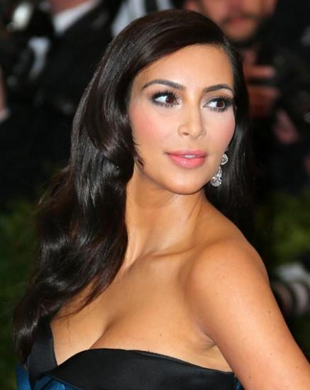 Kim Kardashian Met Ball 2014