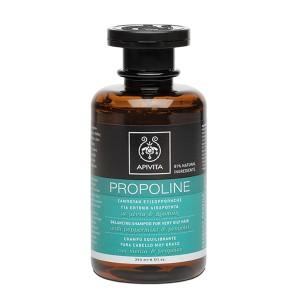 Σαμπουάν εξισορρόπησης Propoline της Apivita