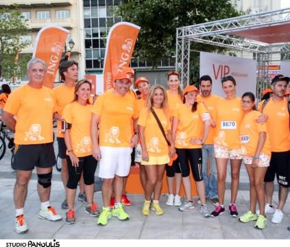 Από την ING ο CEO Luis Miguel Gomez, η Γενική Διευθύντρια Πωλήσεων Σοφία Ρατσιάτου, η Διευθύντρια Marketing Karina Pereira, o Πρέσβης της Ολλανδίας Jan Versteeg, με τους Πρεσβευτές της ING για τους Φίλους του Παιδιού Δώρα Χρυσικού, Μαρία Πολύζου, Εύη Μωραϊτίδου, Άκη Ζήκο, Έμυ Λιβανίου, Μάριο Αθανασίου