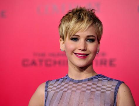 To pixie κούρεμα της Jennifer Lawrence