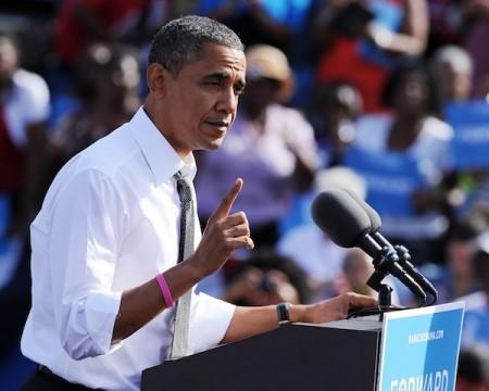 Χαρακτηριστικό στυλ του Barack Obama