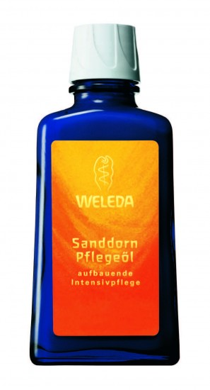 Έλαιο περιποίησης Ιπποφαές της Weleda