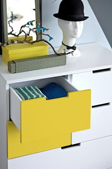 Η συρτεριέρα NORDLI είναι φτιαγμένη για να σας ταιριάζει και να αλλάζει καθώς αλλάζουν και οι ανάγκες του σπιτιού σας.
