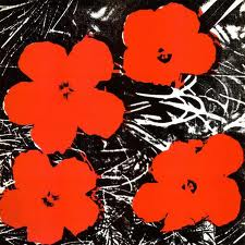 Flowers by Andy Warhol (1964)