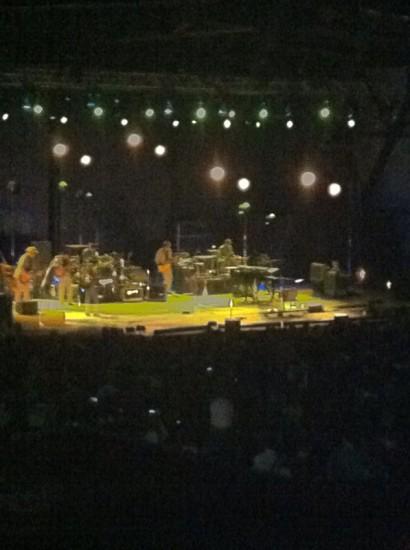 Από το live του Bob Dylan στο Terra Vibe Park