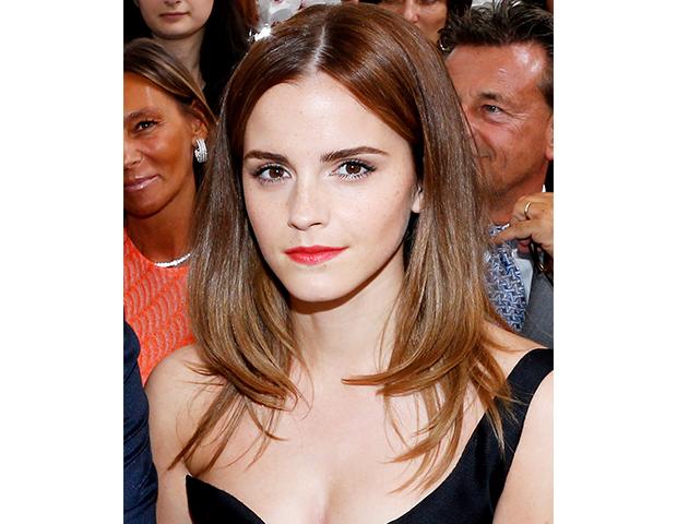 Emma Watson @ Christian Dior show