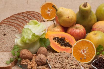 Τροφές πλούσιες σε φυτικές ίνες