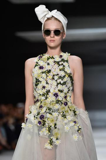 Giambattista Valli fashion show