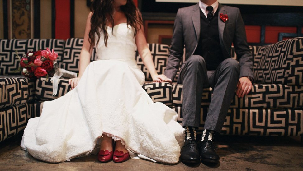 heart-socks-shoes-bride-groom