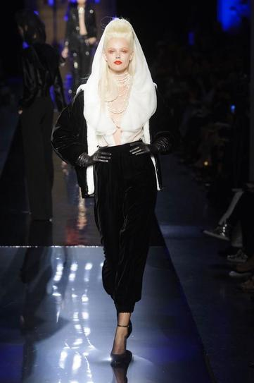 Jean Paul Gaultier fashion show