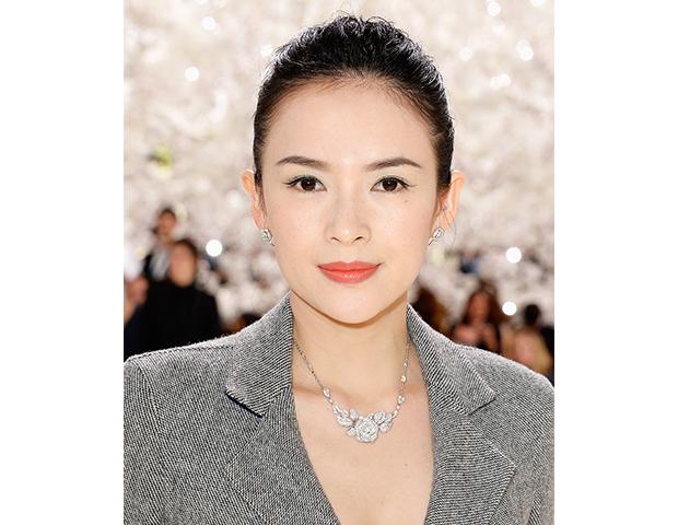 Zhang Zigi @ Christian Dior show