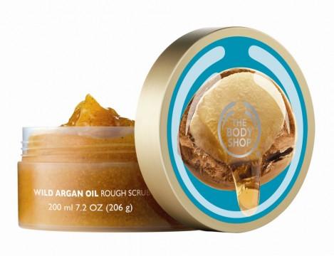 Wild Argan Oil Rough Scrub