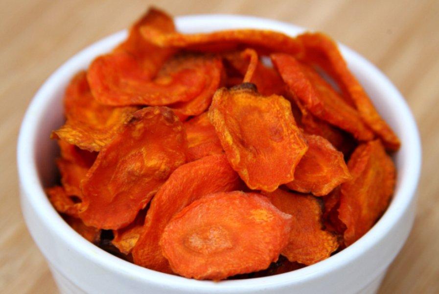 carrot-chips