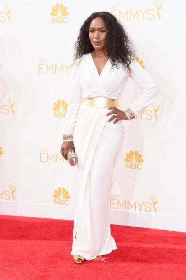 Angela Bassett-Emmys 2014
