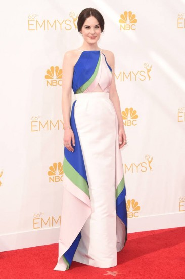 Michelle Dockery-Emmys 2014