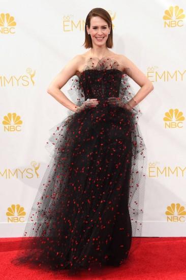 Sarah Paulson-Emmys 2014