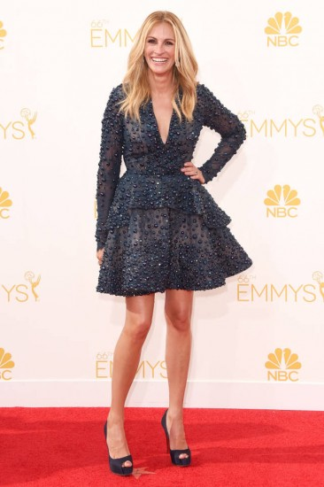 Julia Robers-Emmys 2014
