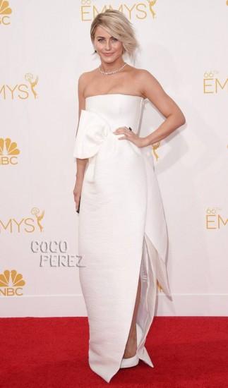 Julianne Hough-Emmys 2014