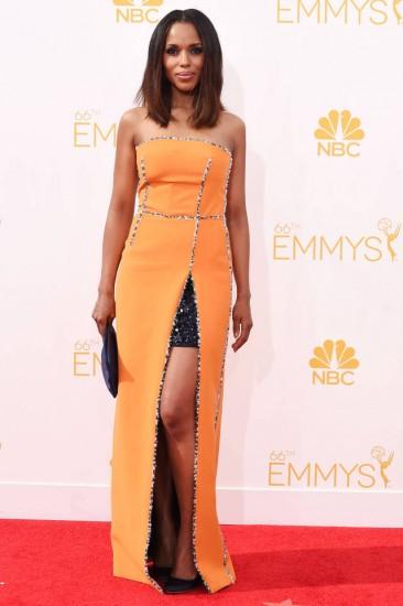 Kerry Washington-Emmys 2014