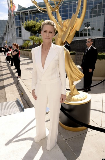 Robin Wright-Emmys 2014