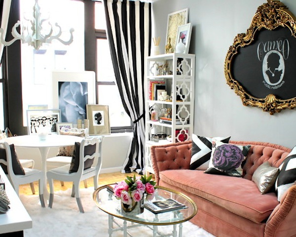Interiors thats life life as it is for Baroque living room ideas