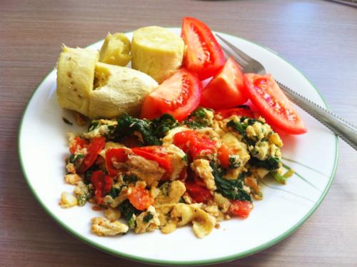 eggs-veggies