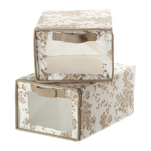 - Ikea cajas almacenaje ropa ...
